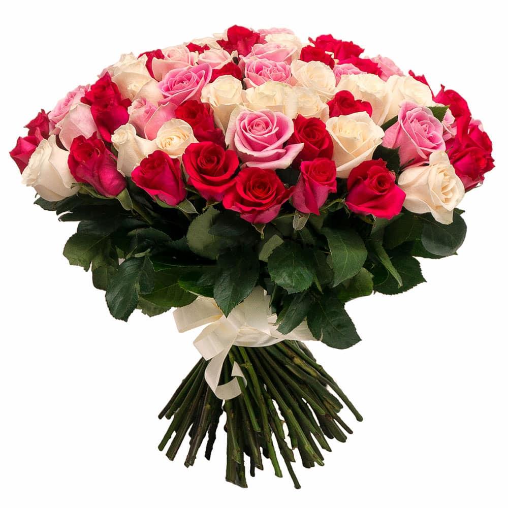 Букеты сборка из роз фотографии